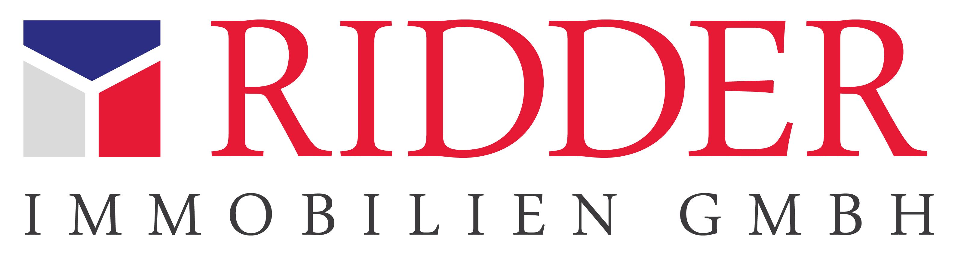 Logo Ridder Immobilien GmbH